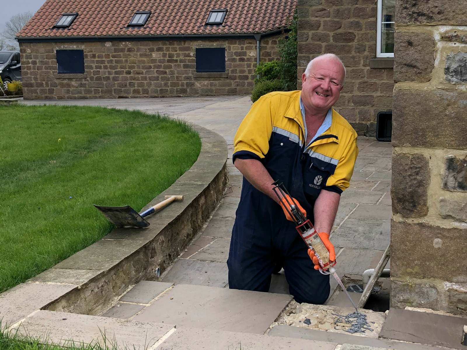 Estate Maintenance Manager Rob